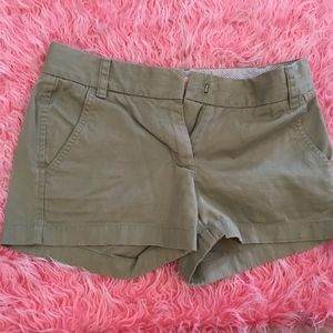 J Crew chino size 0 gently used
